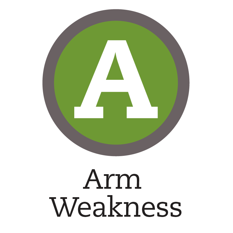 A: Arm Weakness