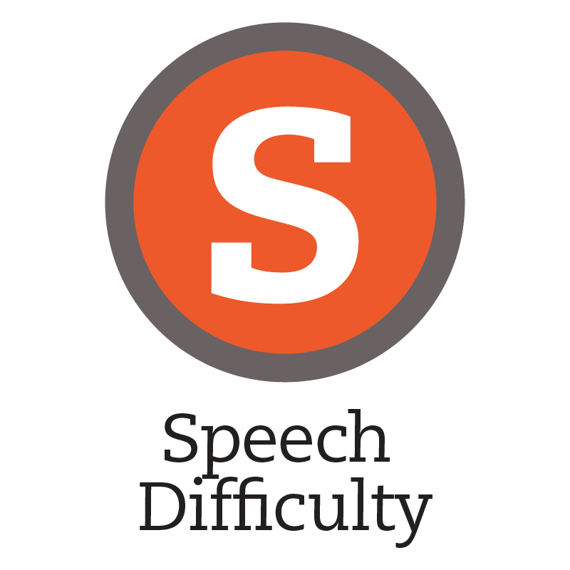 S: Speech Difficulty