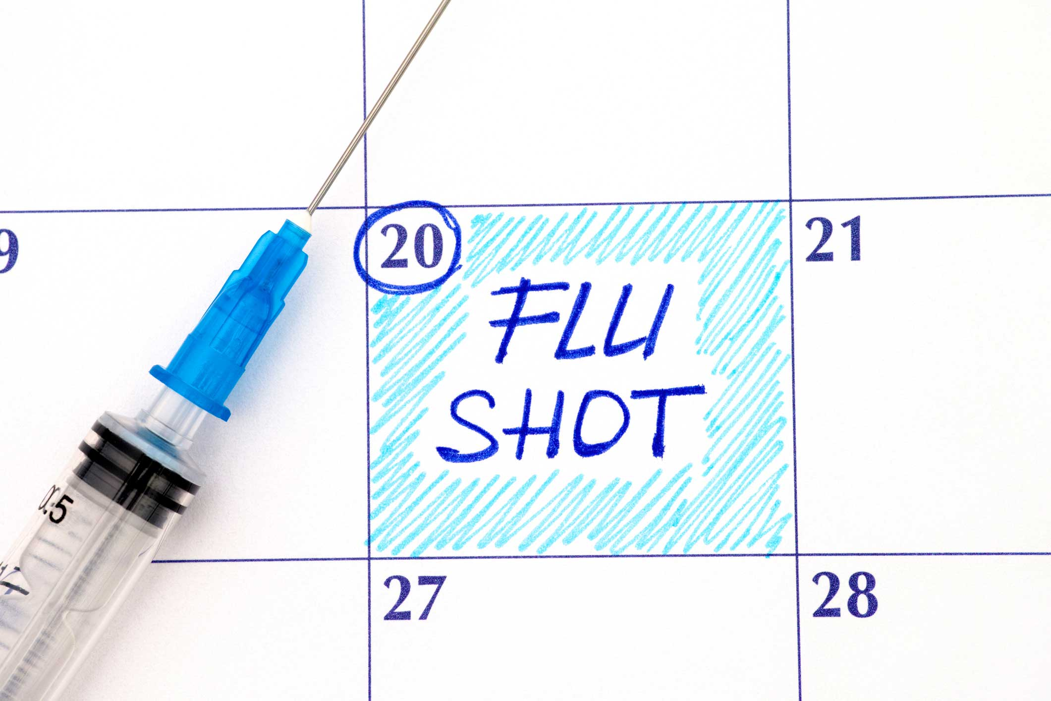 How Long Does it Take Flu Vaccine to Work? (And Why You ...