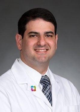 Dr. Edward Hannoush Portrait