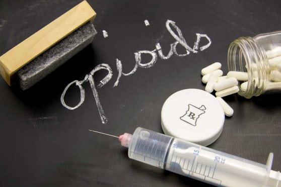 Opioids illustration