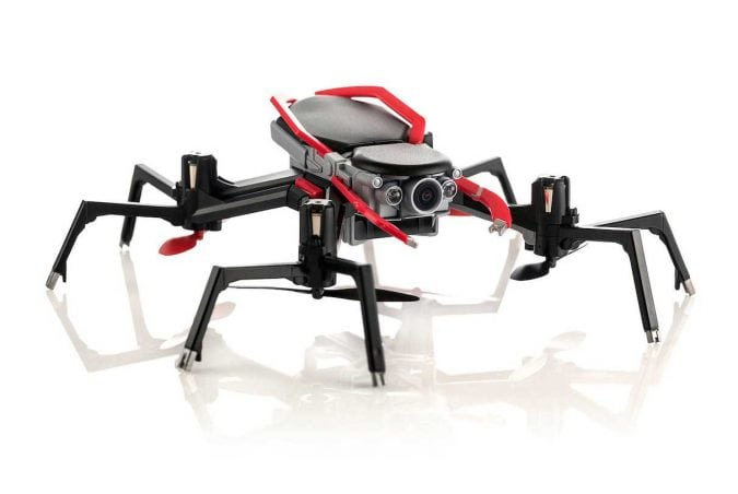 The Spider-Man Spider-Drone.