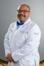 Dr. Patrick Senatus Portrait