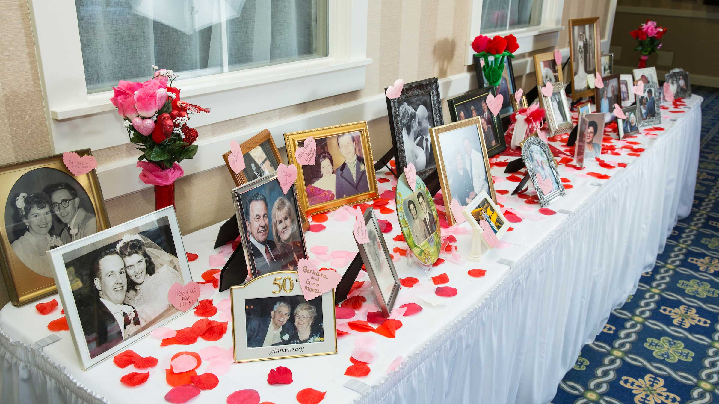 Resident Couples Celebrate Valentine 39 S Day At Mulberry Gardens Health News Hub