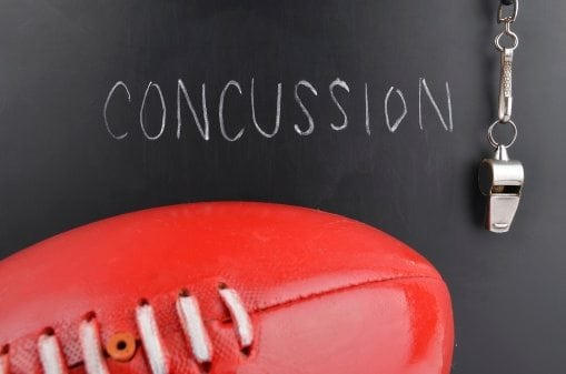 Concussion is a BIG deal!