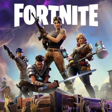 Fornite game cover.