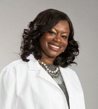 Dr. Camelia Lawrence Portrait