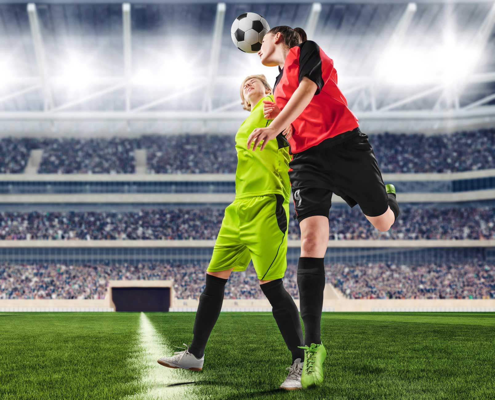 Soccer Headball: Who's More Likely to Suffer A Concussion, Male or Female?
