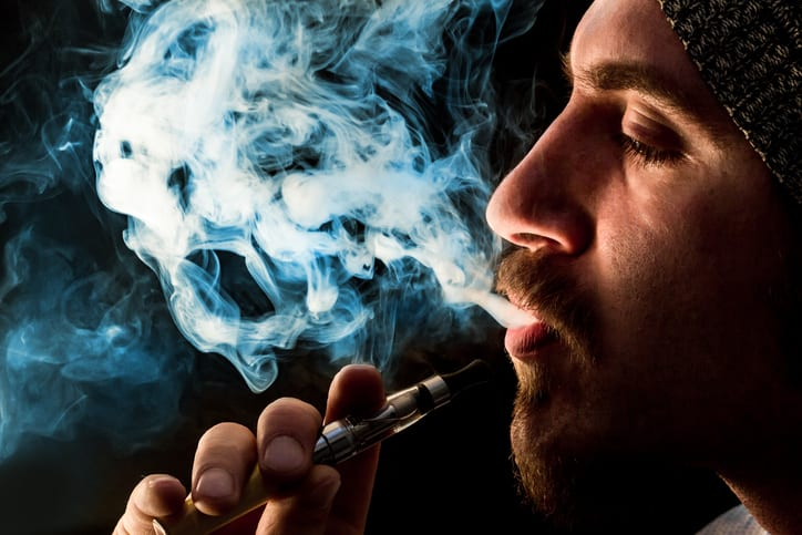 What's Inside That E-Cigarette (And Your Lungs)?