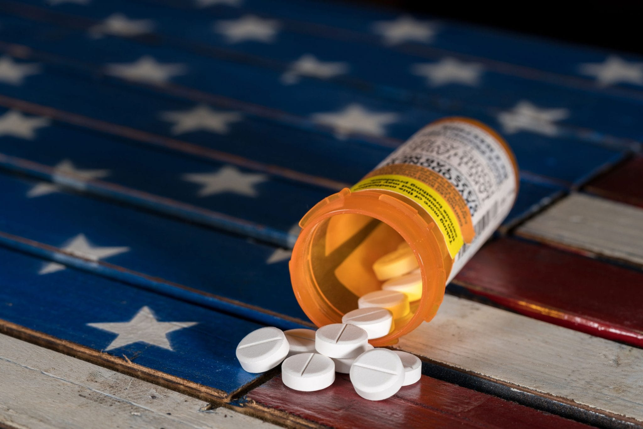 CDC: Connecticut Opioid Deaths in 2020 Spike Almost 15 Percent to 1,359