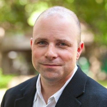 Dr. David Tolin Portrait