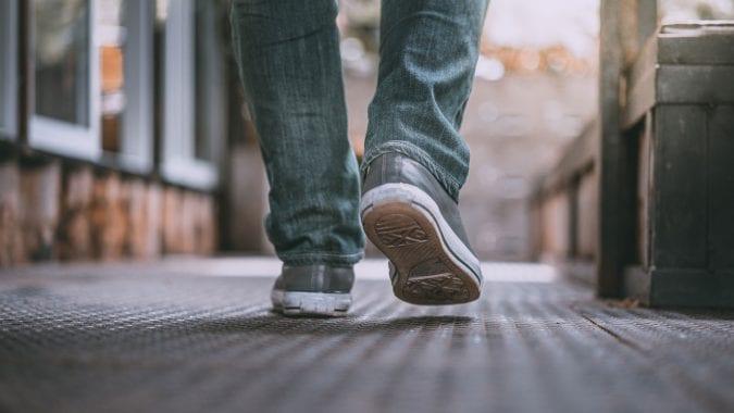 Men's Health: Walk to Wellness