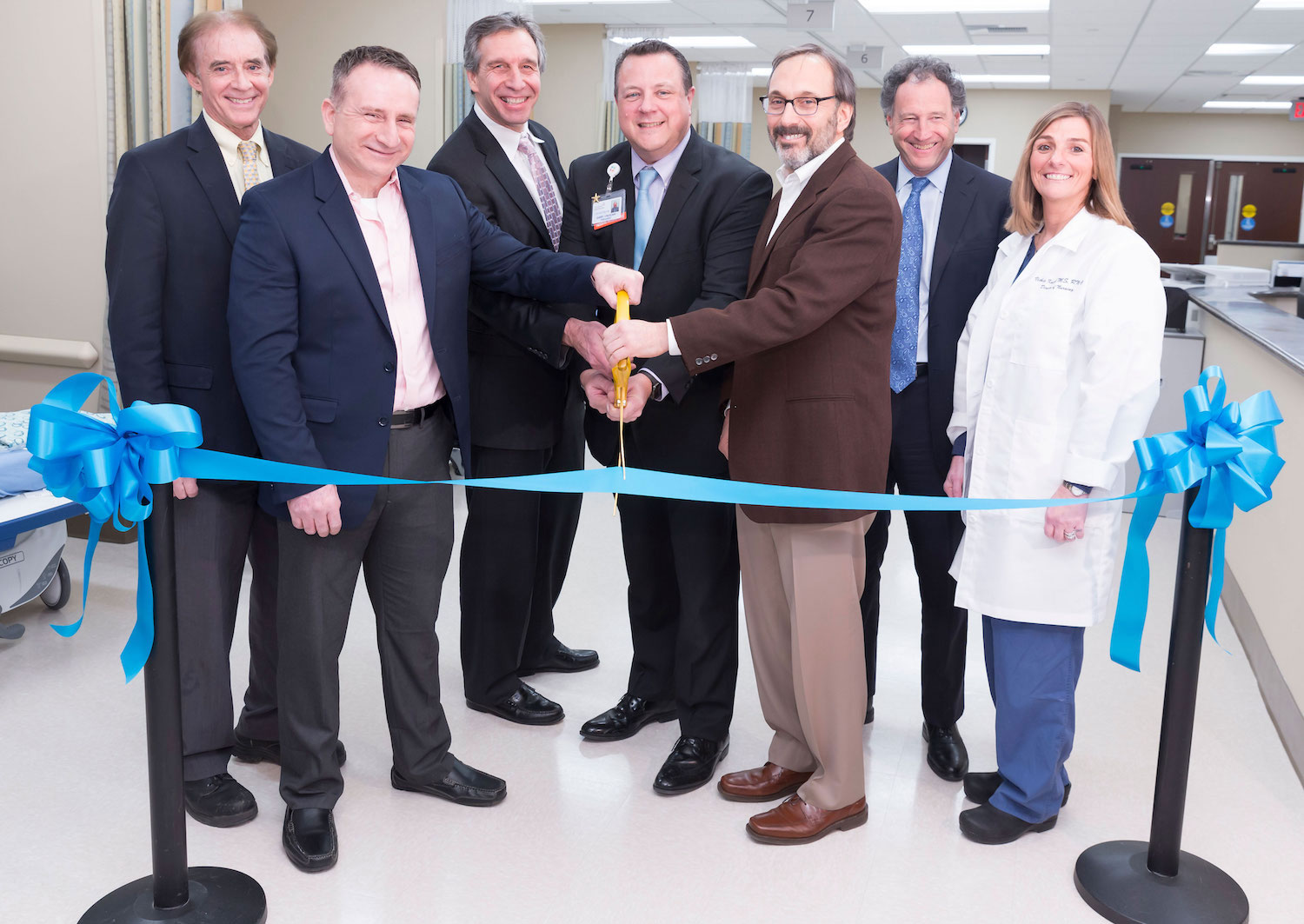 Endoscopy Center Opens in Wallingford | MidState Medical Center