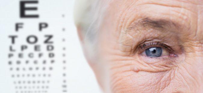 Eyesight and Aging