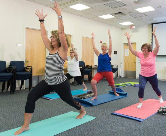 Cancer/Yoga