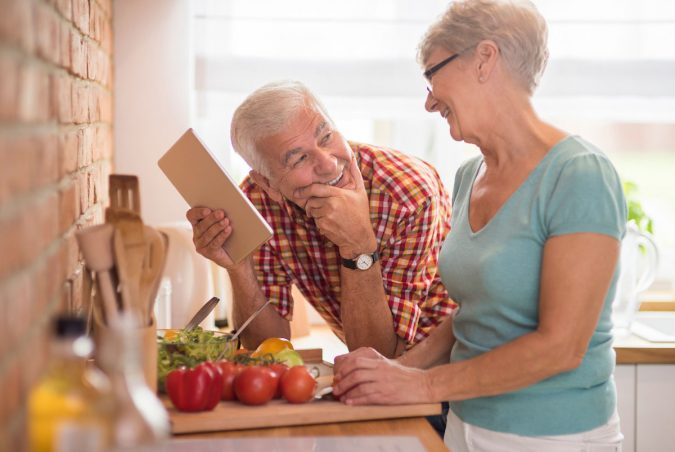 Healthy Lifestyle and Alzheimer's