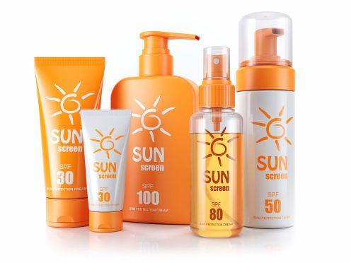 Buying Sunscreen