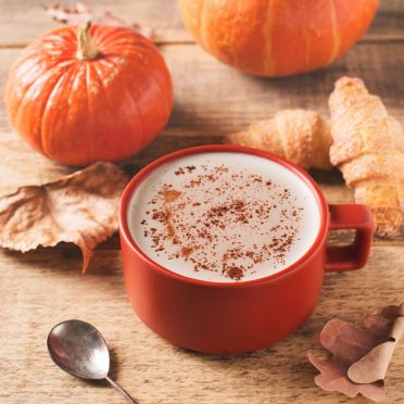 Healthy Pumpkin Spiced Latte