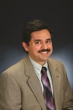Dr. Durgesh Nagarkatti Portrait