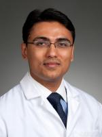 Dr. Parth Shah Portrait