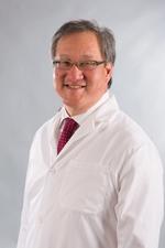 Dr. Peter Yu Portrait