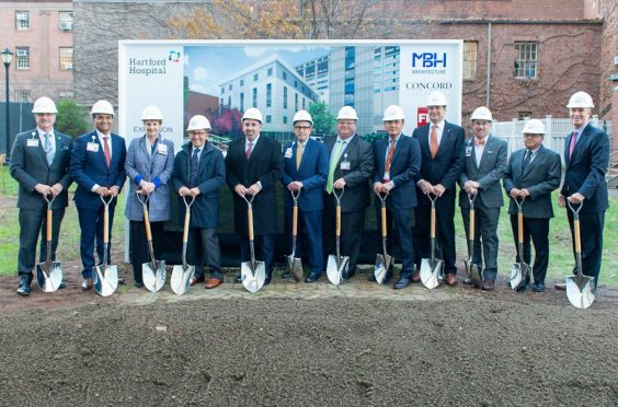 Bliss Expansion Ground-Breaking