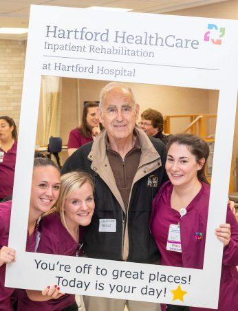 Inpatient Rehabilitation Unit 1-Year Anniversary