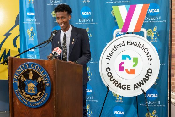 Hartford HealthCare Courage Award