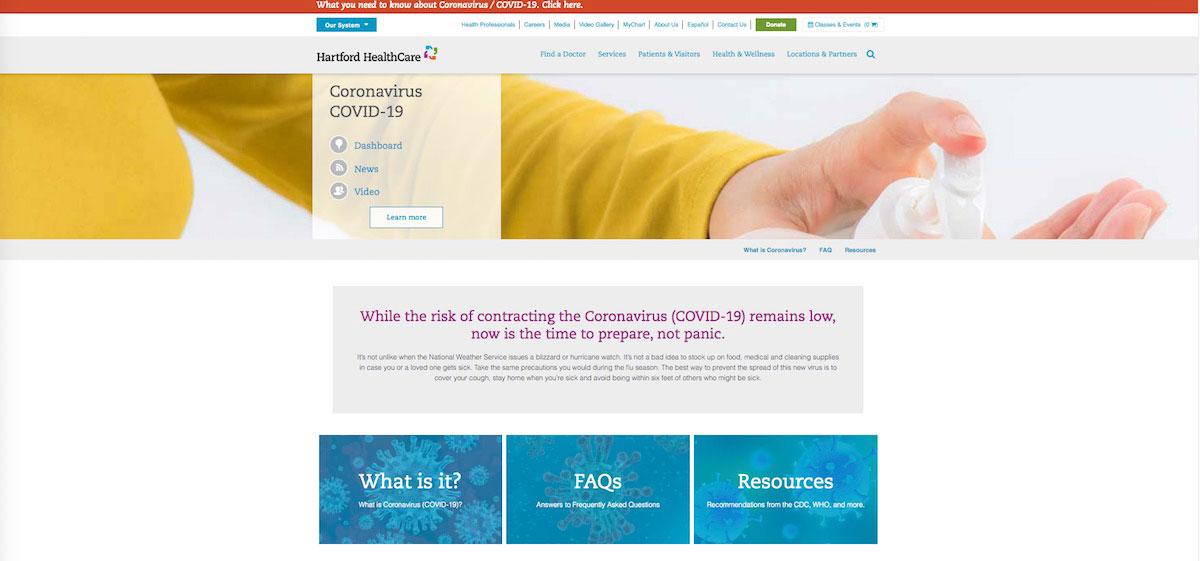 Coronavirus Site