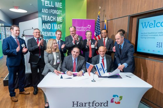 IIA and HHC Memorandum of Understanding Signing