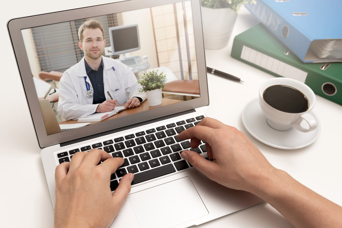 Virtual Visits Now Bring The Entire Esophageal Cancer Team Right to You