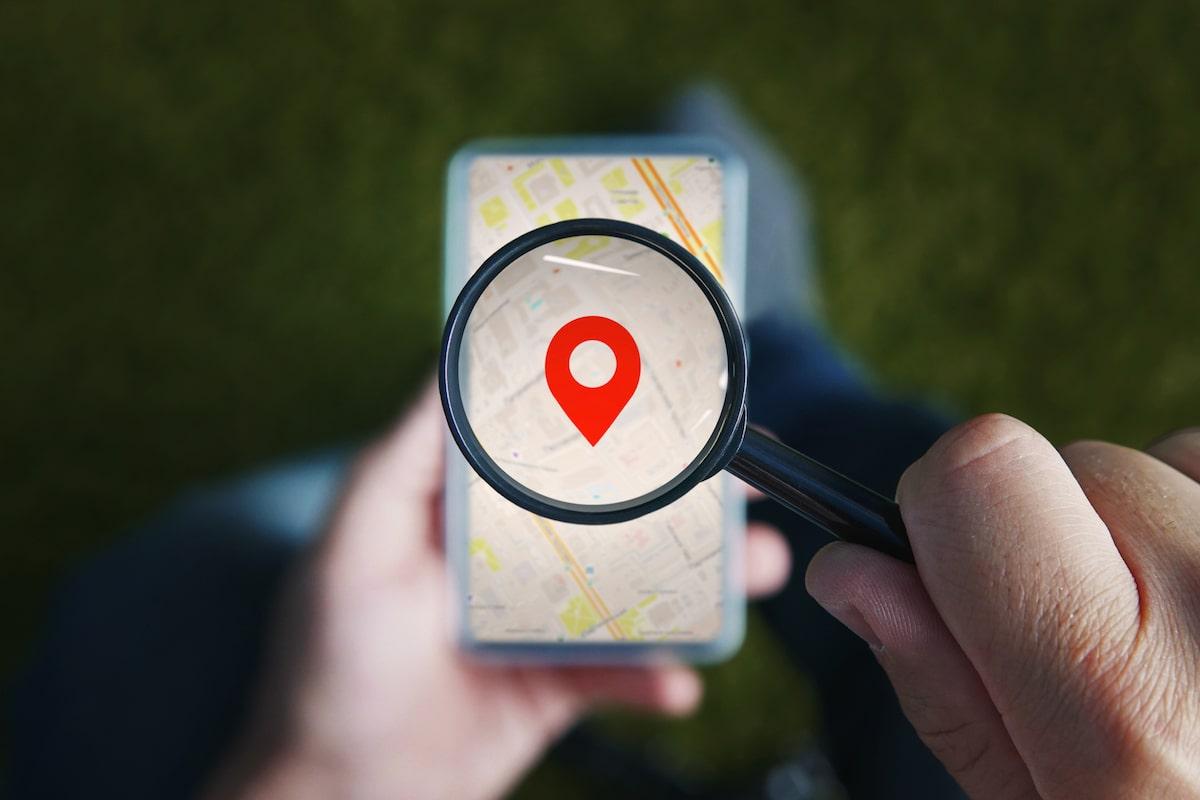 Maps on Phone
