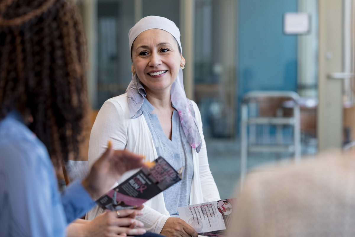 Getting Past Breast Cancer Numbers, Focusing on a New Lifestyle