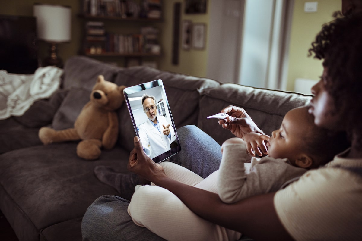 Virtual Health Visits Nearing 200,000 Since COVID-19. Here's How it Works.