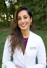 Dr. Faiqa Cheema Portrait