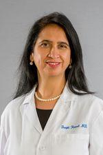 Dr. Deepti Rawal Portrait