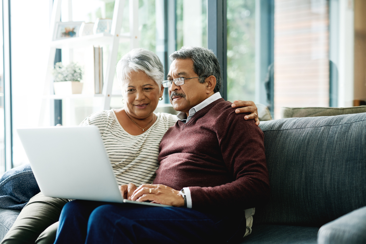 A Healthier You: Virtual Events for Seniors in May