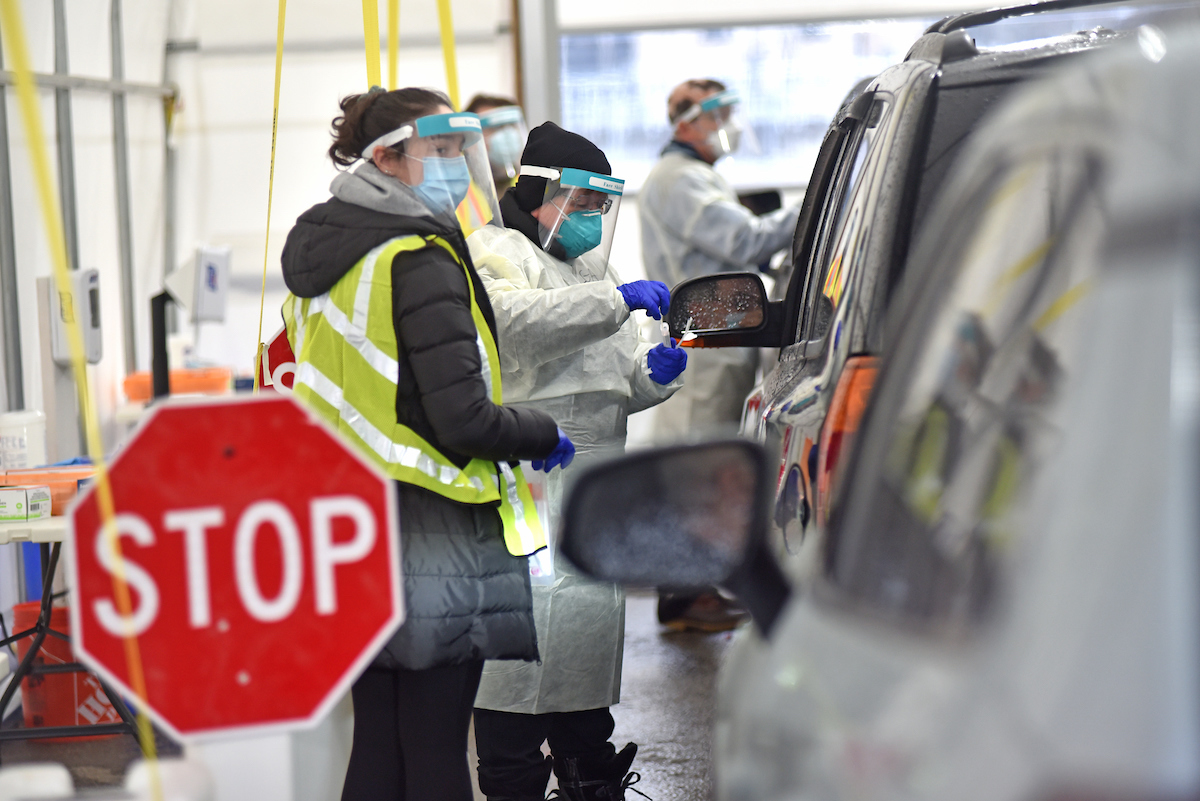 Upcoming Procedure? These Drive-Through Locations Open Feb. 21 for Pre-Operative Testing