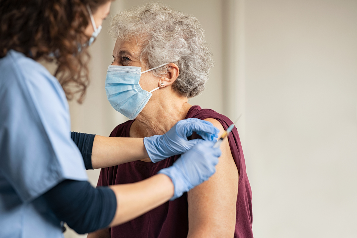 Where to Get A Vaccine, With an Appointment, if You're 75-Plus