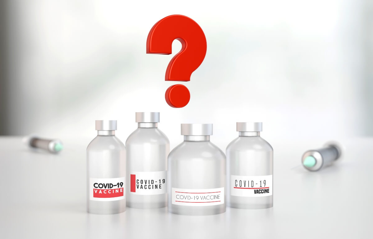 Why it Doesn't Matter Which COVID-19 Vaccine You Get