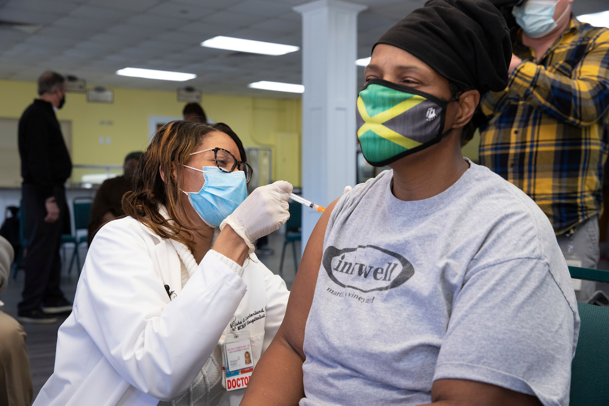 Free Mobile Vaccine Clinic Coming to Bridgeport's Cathedral of Faith May 11