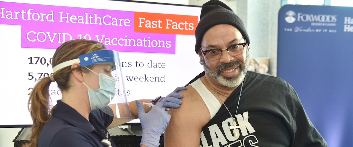 Connecticut's Vaccination Rates, Town by Town: Which Are the Bottom Five Fully Vaccinated?