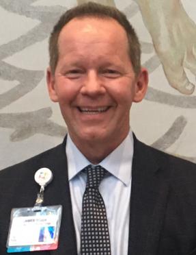 Dr. James O'Dea Portrait