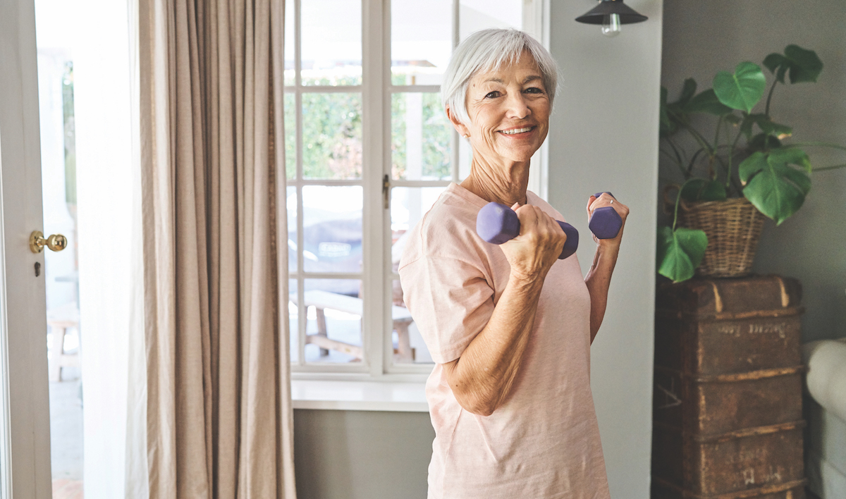 Living the GoodLife: How to Make Fitness Part of Your Life as You Age