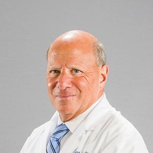 Mark Alberts, MD, FAHA Portrait