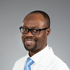 Henry Anyimadu, MD, FACP Portrait