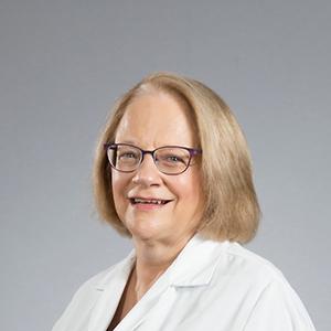 Virginia Bieluch, MD Portrait