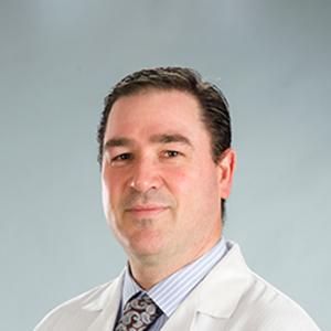 Kevin Burton, MD Portrait