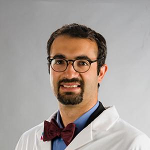 Abram D'Amato, MD Portrait