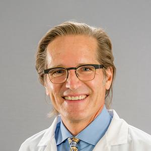 John Grady-Benson, MD Portrait